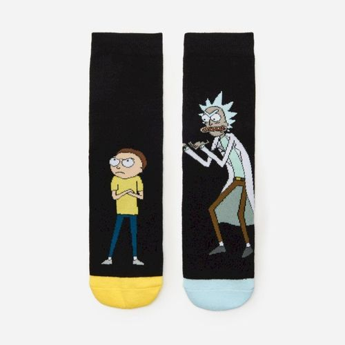 House - Skarpety Rick And Morty 2-pak - Wielobarwny 39.99PLN